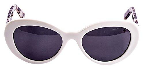 Lenoir Eyewear le36932.92Gafas de Sol Unisex para Adulto, Color Blanco