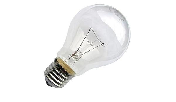 10x Ampoules E27 100W Iapyx clair ampoules ampoule /®