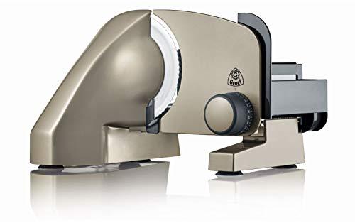 Graef C15EU Classic C 15 Allesschneider, Metall, Kunststoff, Silber - Taube