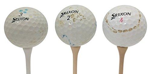 Srixon Golfbälle Mix Gute Qualität, 36 Stück
