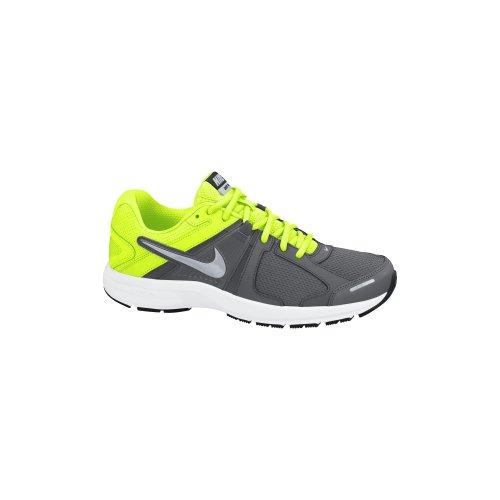 Nike Dart 10 - Zapatillas de running para hombre, color gris oscuro/verde...