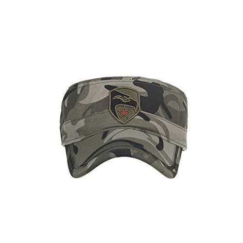 WDBUN Baseballmütze Primavera Unisex Ajustable Gorra Plana militares sombreros de ocio de Moda Casual Snapback-Brillen-Brillen-Brillen
