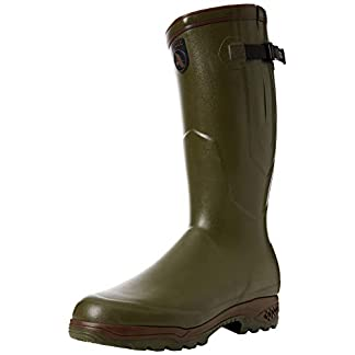 Aigle PARCOURS 2 ISO, Unisex Adults' Wellington Boots 16