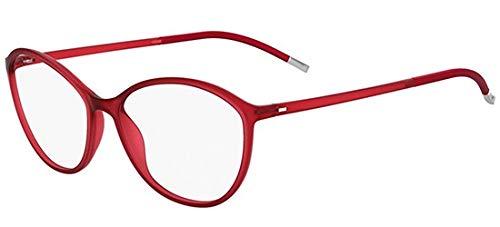 Schwarzkopf Brillen Silhouette SPX ILLUSION FULLRIM 1584 RED Damenbrillen
