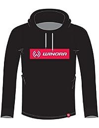 schwarz 1 Stück Größe XXL Winora T-Shirt Unisex schwarz