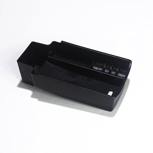 Kunststoff Armlehne Aufbewahrungsbox Holder Cover Interieurleisten 1Für Auto Zubehör adq3