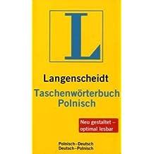 Langenscheidt Taschenwörterbuch Polnisch: Polnisch-Deutsch/Deutsch-Polnisch