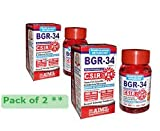 #2: Aimil BGR - 34 Tablets (Pack of 2)