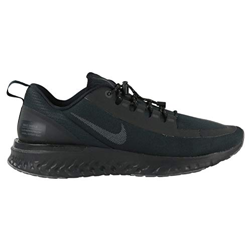 hot sale online eb467 59d5a Nike Herren Laufschuh Odyssey React Shield, Chaussures de Running Homme,  Noir (Black Anthracite