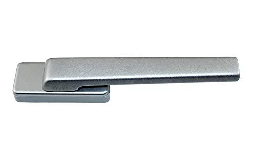 Preisvergleich Produktbild GU Drehgriff Balkontürgriff flach 6-28101-00-0-1 silber geeignet für aussen hinter Rollade