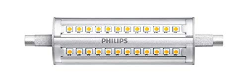 Bombilla LED R7S Regulable PHILIPS CorePro 118mm 14W Blanco Neutro 4000K efectoLED
