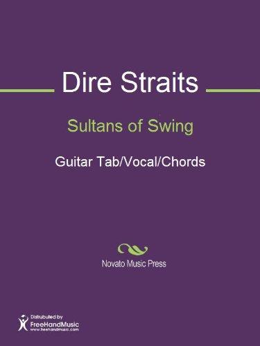 Sultans of Swing eBook: Dire Straits, Kenn Chipkin, Mark Knopfler ...