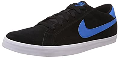 Nike Men Black and Photo Blue Sneakers -10 UK/India (45 EU)(11 US)