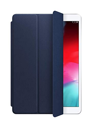 Apple Leather Smart Cover  for iPad Pro 10.5 inch    Midnight Blue