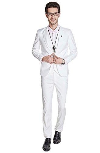 Leader of the Beauty -  Abito  - Uomo White