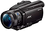 Sony FDR-AX700 4K HDR Camcorder with Exmor RS CMOS image sensor