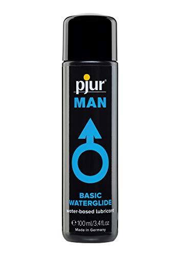 Pjur Man Basic Water Glide, Gleitmittel, 1 x 100 ml