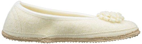 Pantofole Da Donna Giesswein Laubach Bianco (001 Bianco)