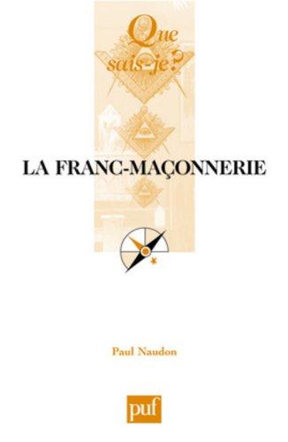 La Franc-maçonnerie