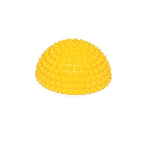 Togu SENSO® Balance-Igel XL 2-er Set, gelb, 18 cm
