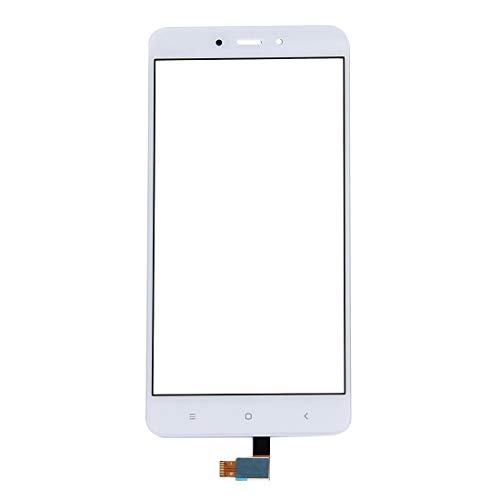 Touch Panel Digitizer (Sevenplusone Replacement Touch Panel Digitizer Assembly Ersatz/ersetzen für xiaomi redmi Note 4 Touch Panel (schwarz) for Xiaomi Mi Pad/xiaomi max/xiaomi redmi Mix (Farbe : Weiß))