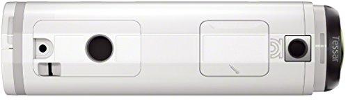 Sony FDR-X1000 4K Actioncam Live-View Remote Kit (4K Modus 100/60Mbps, Full HD Modus 50Mbps, ZEISS Tessar Objektiv mit 170 Ultra-Weitwinkel, Vollständige Sensorauslesungohne Pixel Binning) weiß - 9