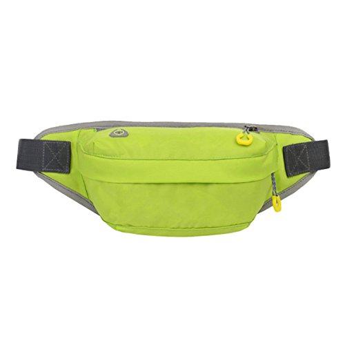 Outdoor Sport Fitness Multifunktions-Taschen Mehrfarbig Green3