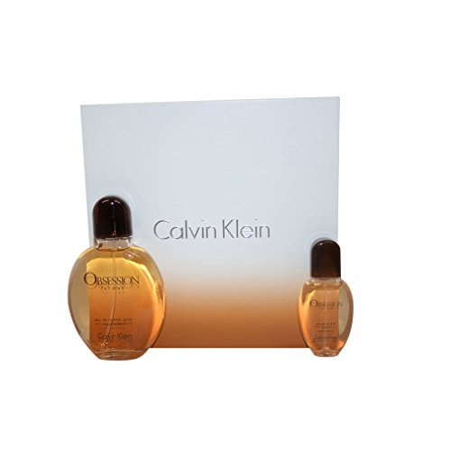 Obsession for Men by Calvin Klein Eau de Toilette 125ml & Eau de Toilette 30ml