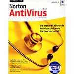 Symantec Norton AntiVirus 7.0 Mac Antivirenprogramm 5 User D