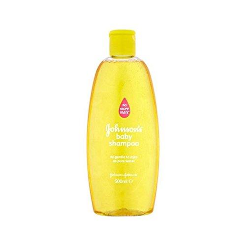Johnsons Baby Gold Shampoo 500Ml - Packung mit 4