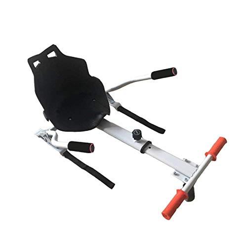 maxfind Hover Kart Go Kart Kit, Verstellbare Gurte Zubehör Sitz Befestigung für 6,5