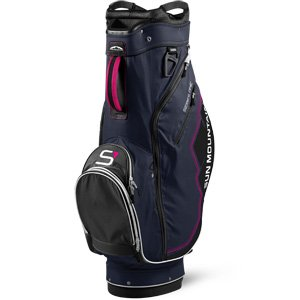 Sun Mountain Serie One Cartbag 2017 Damen Marine/Schwarz/Hotpink (Cart Bag Cooler)