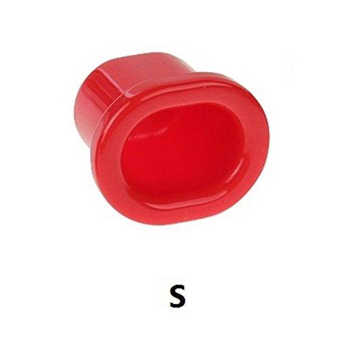 Yiwa Damen Beauty Tool Lip Plumping Enhancer Sexy Mouth Beauty Quick Lip Pump Plumper Gerät (Lip-enhancer-tool)