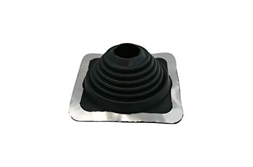 Rohrmanschette Nr. 4, EPDM Manschette für Rohrdurchführungen an Dach und Wand -
