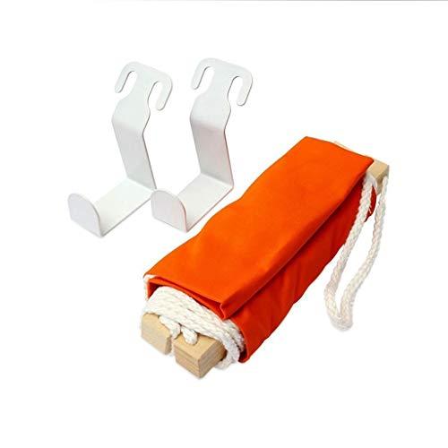 YUCH Hamac Coussin Tissu Swing Orange, Orange