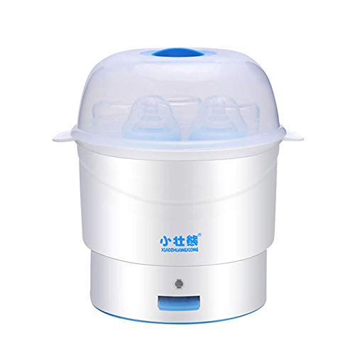 Sterilisator, Multifunktions Babyflasche Sterilisator Flaschenwärmer Heizung Milchthermostat Dampf Desinfektionsmaschine Babytrinkwasserbereiter, Getötete Bakterien 99,9% (Dampf-heizkörper-heizungen)