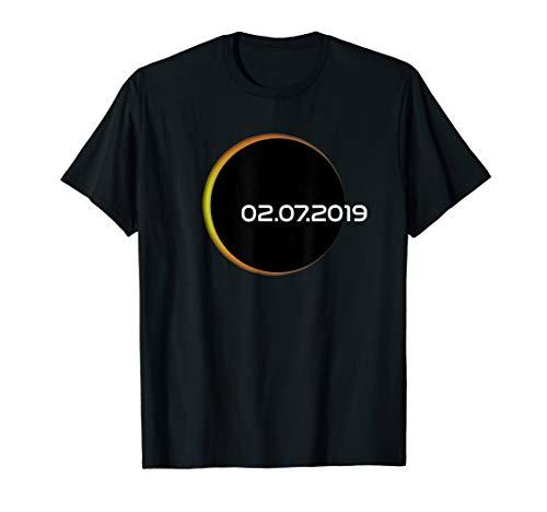 2019 Sonnenfinsternis T-Shirt