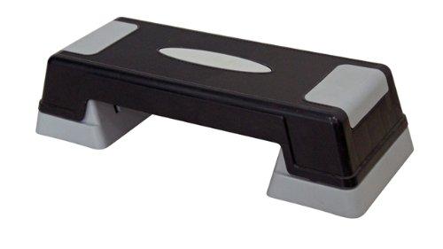Steppbrett Stepper für Aerobic Fitness bis 200 kg Auf 3 verschiedene Höhen einstellbar