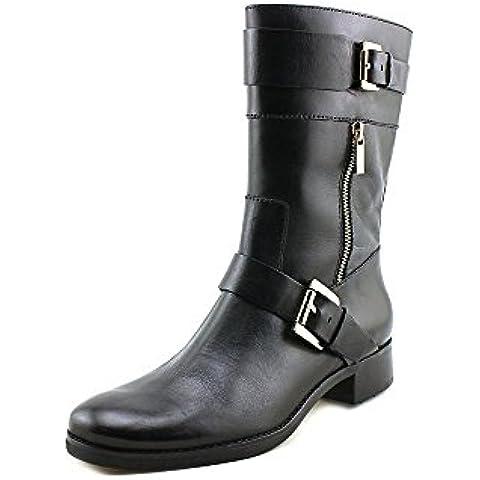 Michael Michael Kors Gansevoort Flat Boot Pelle