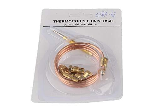 Universal Thermoelement für Gasherd L=600mm -
