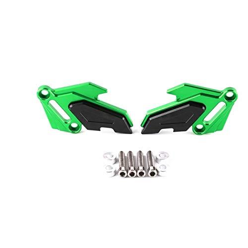 RongDuosi Pinza Freno Kawasaki Kawasaki for Moto Z900 Protezione Decorativa for Pinza Anteriore Z800 Ricambi Moto (Color : Green)
