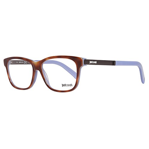Just Cavalli Unisex-Erwachsene Brille JC0619 056 53 Brillengestelle, Mehrfarbig,