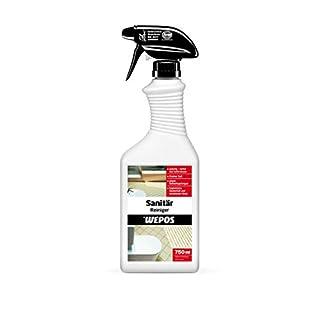 Wepos 2000102606 Sanitär Reiniger 750 ml