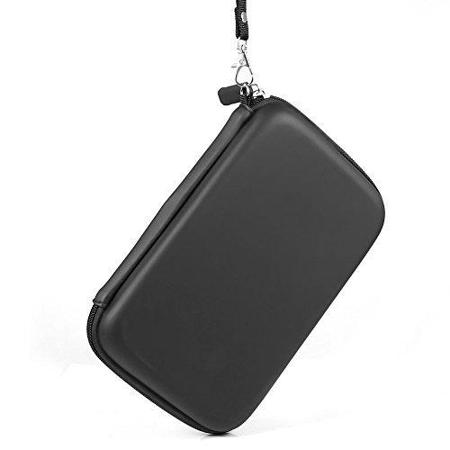 """Agile shop 7"""" EVA Hard Carry Case In Car Sat Nav Cover Holder for GPS TomTom Start Garmin"""