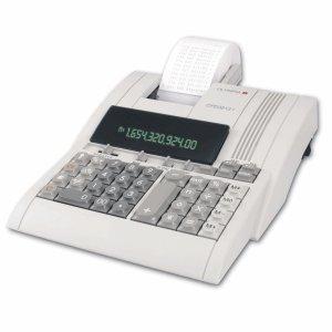 Olympia Tischrechner CPD3212 T 12-stellig Netzbetrieb druckend