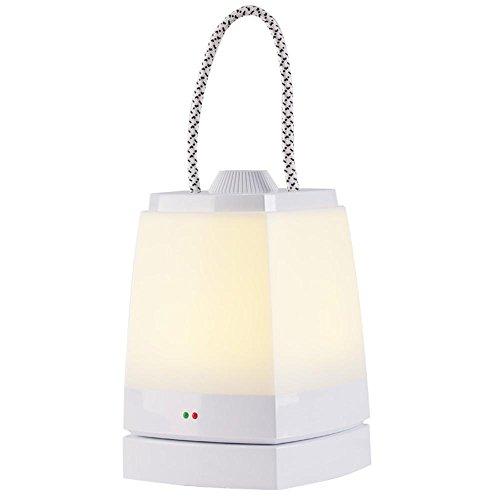 SCHREIBTISCHLAMPEN® Funklautsprecher Schreibtischlampe Aufladbar Nachtlicht Schlafzimmer Nachttischlampe -Stecker Handscheinwerfer A