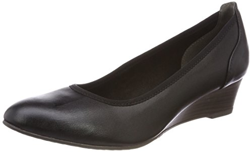 Tamaris Damen 22304 Pumps, Schwarz (Black), 39 EU