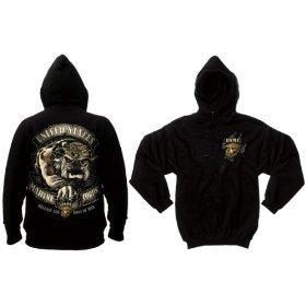 us-marine-corps-bulldog-hoodie-kapuzen-sweatshirt-m