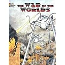 The War of the Worlds Coloring Book (Dover Coloring Books)