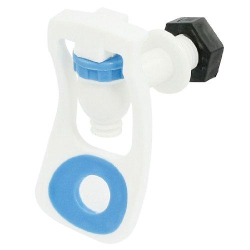 Blau Weiß Push Kunststoff Büro Ersatzteil Wasserspender Wasserhahn (Wasserspender Wasserhahn Kunststoff)